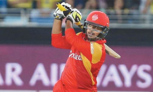 'Sharjeel set to be part of PSL players draft'