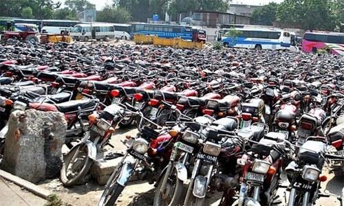 ہونڈا موٹرسائیکلوں کی قیمت میں 2 ماہ کے دوران دوسری بار اضافہ