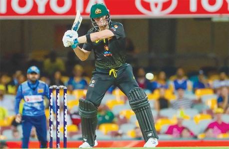 Warner, Smith fire Australia to T20 series win over Sri Lanka
