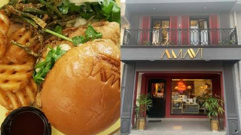 Amavi has only two tables and needs to be booked a day in advance. Is it worth the hype?