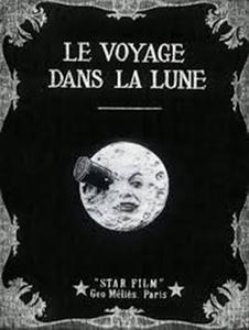 چاند کا ایک سفر کا پوسٹر