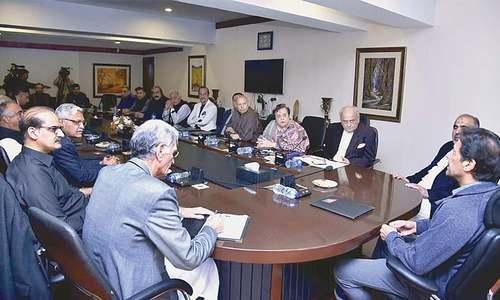 Govt to file mutiny case against Fazl over 'provocative' speech