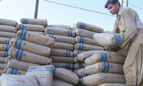Uptick in cement sales