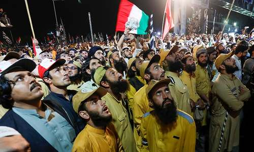 The 'Azadi' effect