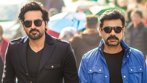 Humayun Saeed is producing Vasay Chaudhry's next feature film