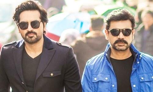'جوانی پھر نہیں آنی' کے بعد ہمایوں سعید اور واسع چوہدری کی فلم 'نرم گرم'