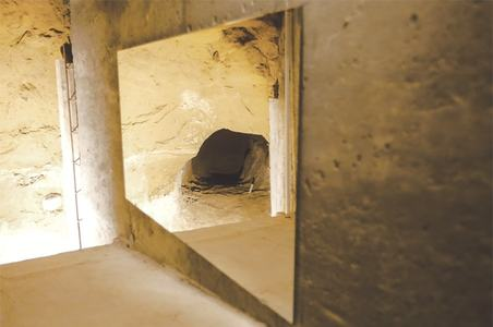 Escape tunnel underneath Berlin Wall opens to public