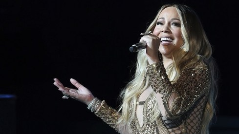 A memoir by Mariah Carey is in the works