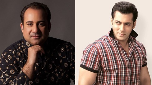 Salman Khan drops Rahat Fateh Ali Khan's song from Dabangg 3