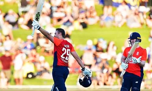 Malan, Morgan blast England to overwhelming win over New Zealand