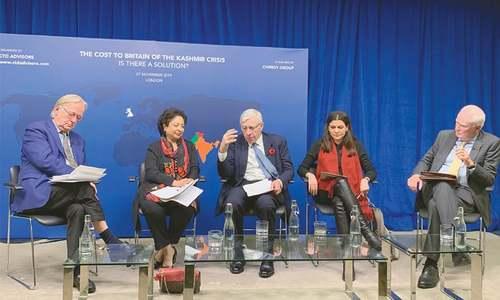 Former British secretary, diplomat assail Modi's Kashmir move