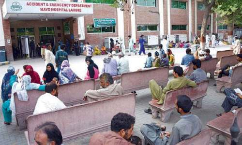 '1.2m patients denied treatment during strike in Punjab'