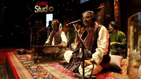Coke Studio is back to its roots with its third episode