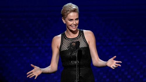 Charlize Theron gets honoured by Hollywood for a fearless career