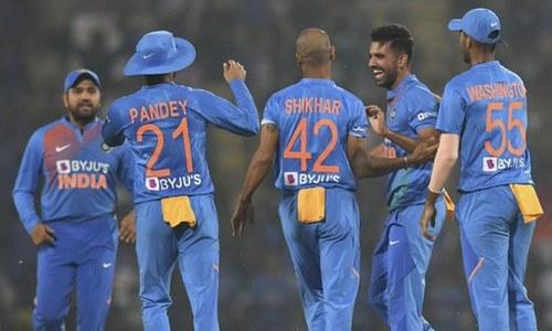 ٹی ٹوئنٹی سیریز: بھارت نے بنگلہ دیش کو شکست دے دی