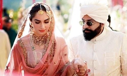 ڈیزائنر علی ذیشان نے اچانک شادی کرلی
