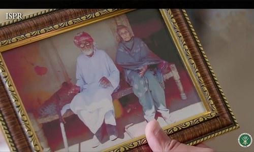 'عہد وفا' میں دکھائی جانے والی تصویر کی دل چھو لینے والی داستان