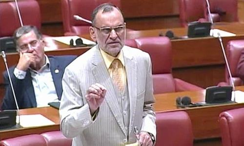 Govt distances itself from ex-senator's citizenship row