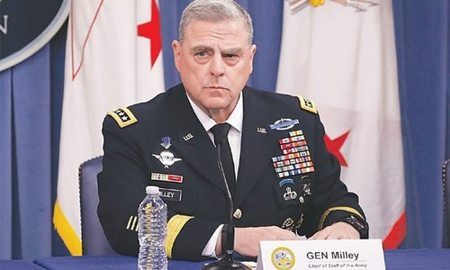 افغانستان میں فوج مزید کئی برسوں تک رہے گی، سربراہ امریکی فوج