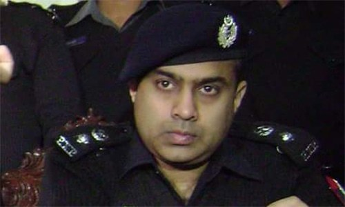Another officer barred from assuming Islamabad operations SSP charge