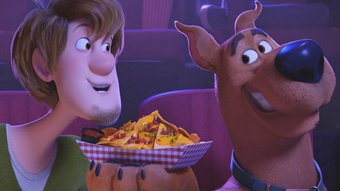 The new Scooby Doo trailer hits you right in the nostalgia