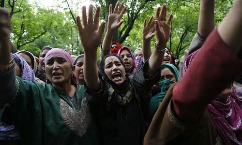 مقبوضہ کشمیر: محاصرے میں سسکتی زندگی کے 100روز