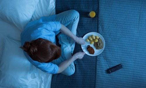 رات کے کھانے کا وقت دل کی صحت کے لیے بہت اہم