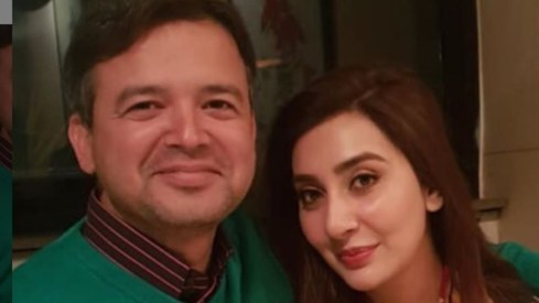 Aisha Khan welcomes baby girl