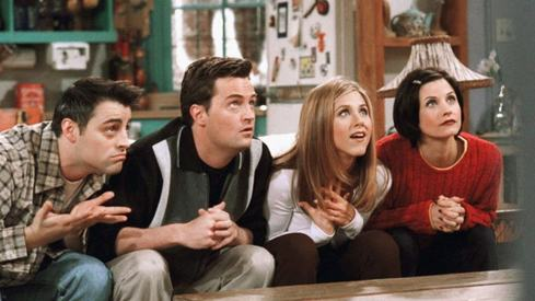 Friends may be getting back together for just one night
