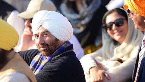 This is the beginning of peace, says Sunny Deol after Kartarpur visit