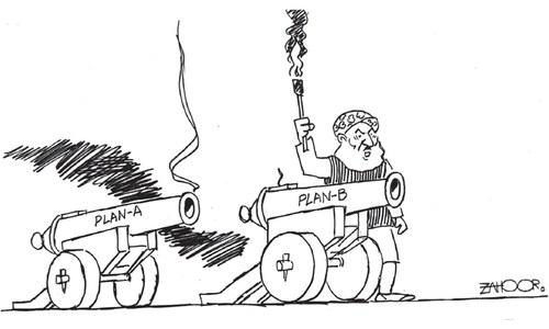 Cartoon: 14 November, 2019