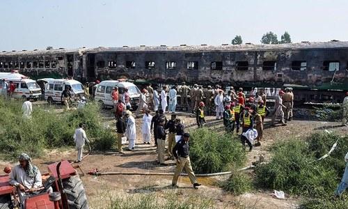 قائمہ کمیٹی کا ریلوے کے ناکافی حفاظتی اقدامات پر اظہار تشویش