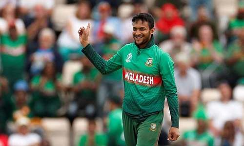 BD captain rues absence of Shakib on eve of first India Test