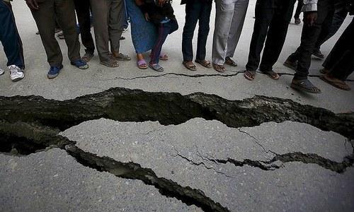 اسلام آباد، مانسہرہ، سوات میں زلزلے کے جھٹکے