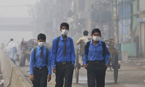 All schools in Lahore, Gujranwala, Faisalabad to remain closed for two days due to smog
