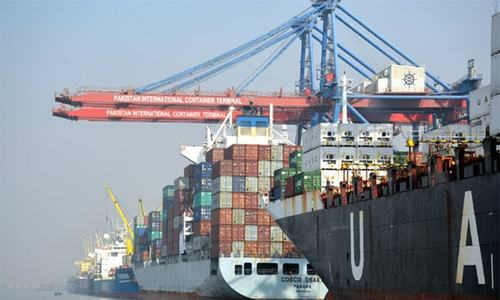 Trade deficit shrinks 34pc to $7.77bn