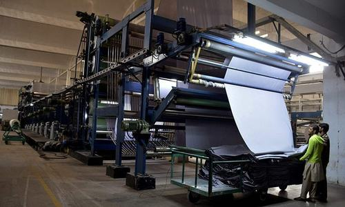 Textile industry faces liquidity crunch
