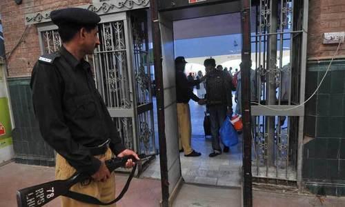 IG opposes decentralisation of railways police
