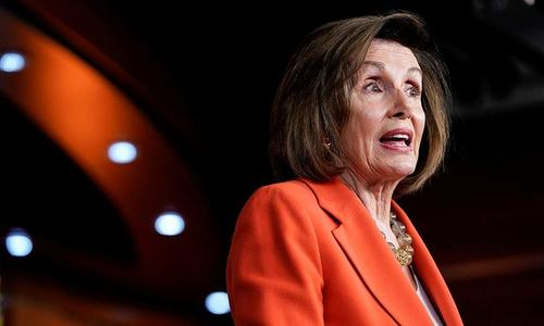 Pelosi says Trump has admitted to bribery as impeachment probe intensifies