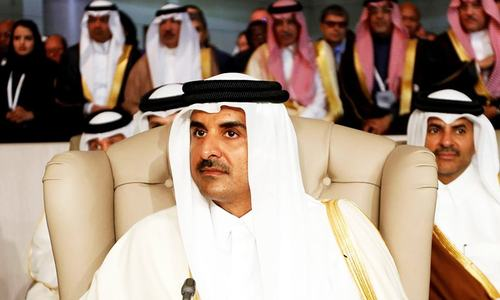Football diplomacy with Qatar hints at Saudi 'peace' effort