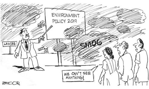 Cartoon: 16 November, 2019