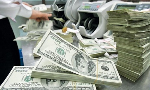 Foreign debt servicing surges past $3bn in July-September