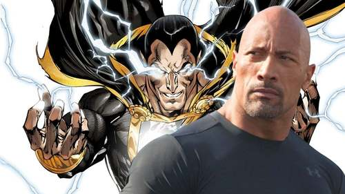 Dwayne Johnson finally confirms playing Black Adam along with a release date