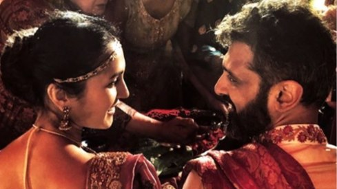 Mira Sethi ties the knot