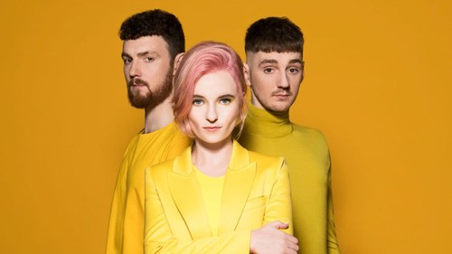 Clean Bandit is performing at Solis Festival in Karachi tonight and the band is hyped