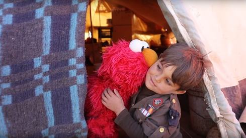Sesame Street has a new squad of muppets geared towards Syrian child refugees