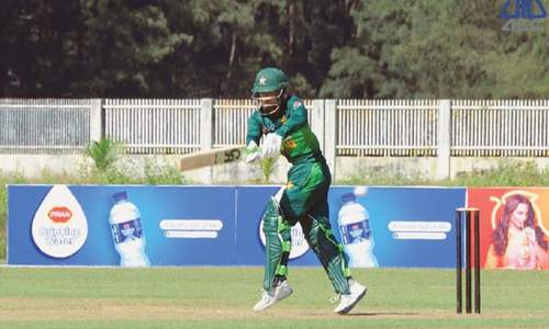 Hasnain's six-for floors SL in Emerging Teams Asia Cup
