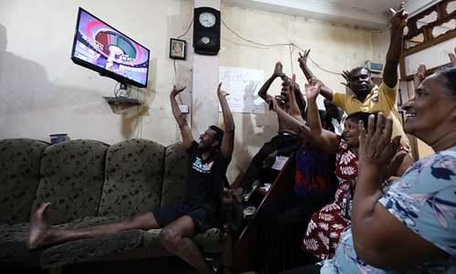 'Terminator' Rajapaksa storms to victory in Sri Lanka election