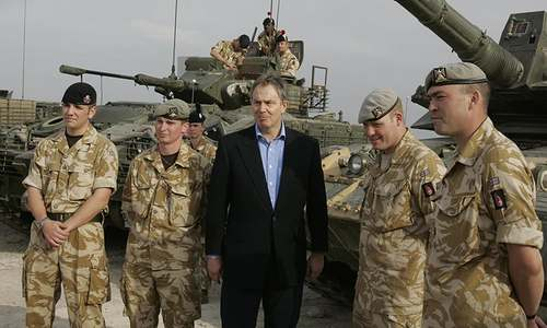 UK covered up war crimes by troops in Afghanistan, Iraq: report