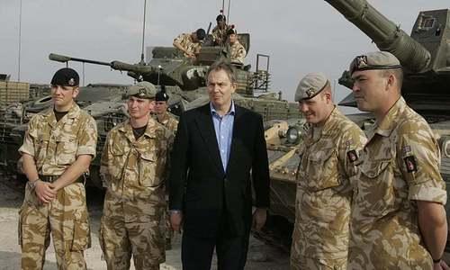 برطانیہ پر افغانستان، عراق میں فوجیوں کے جنگی جرائم چھپانے کا الزام
